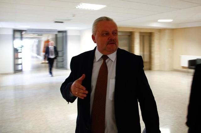 Mirosław Karapyta opuścił areszt po wpłaceniu 60 tys. zł kaucji.