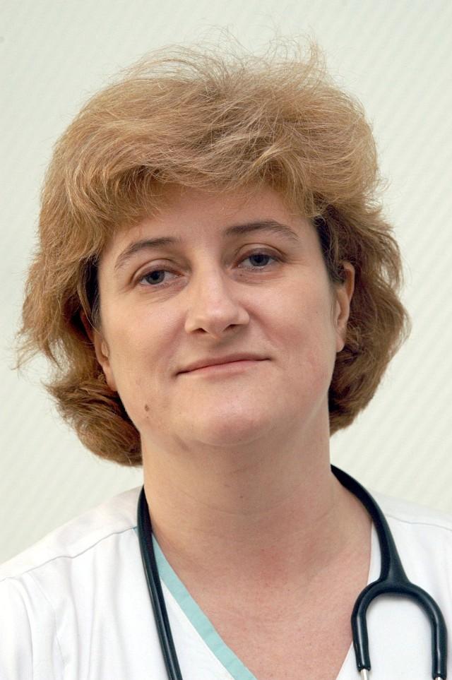 Dr Joanna Rogowska