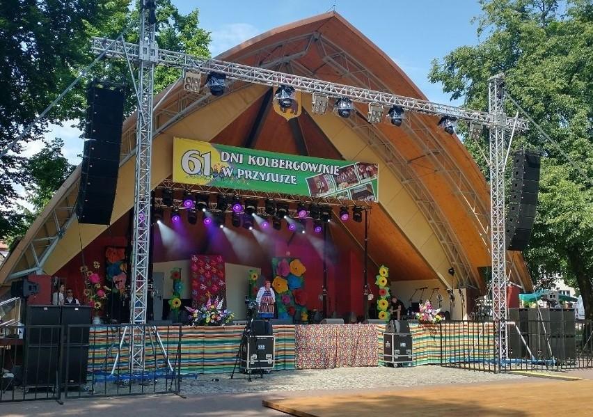Od koncertów w muszli parkowej zaczęły się w niedziele Dni...