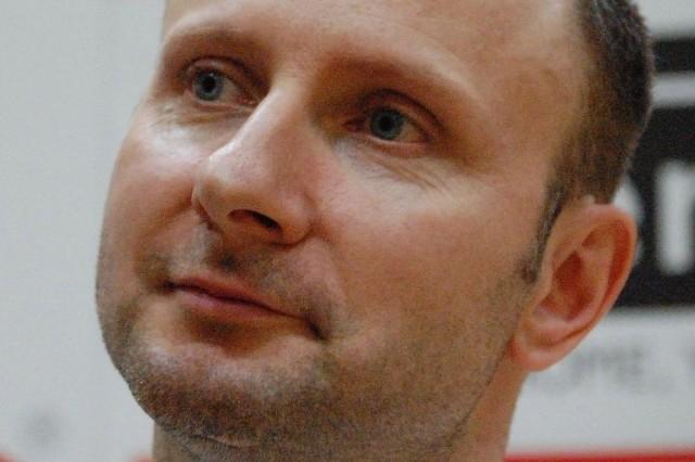 Tomasz Kamuda to były siatkarz m.in. Resovii.