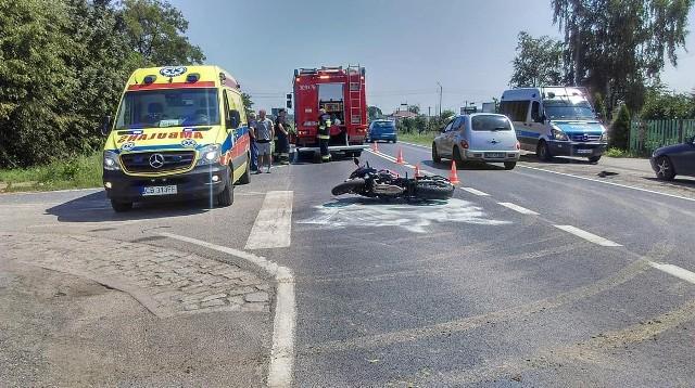 Dziś tuż przed godziną 12 na drodze krajowej nr 10 w Kruszynie (gmina Sicienko) doszło do poważnego wypadku.FLESZ: Autostrady, bramki, systemy płatności - jak ominąć korki?