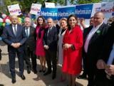 Eurowybory 2019 w Lublinie. Mucha i Hetman dziękują za kampanię i zachęcają do głosowania