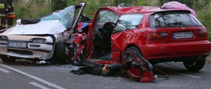 Tragedia na drodze pod Niestkowem rozegrała się dwa lata temu w lipcu.