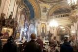 Prawosławna Wielkanoc w łódzkiej cerkwi prawosławnej i w kościele greckokatolickim