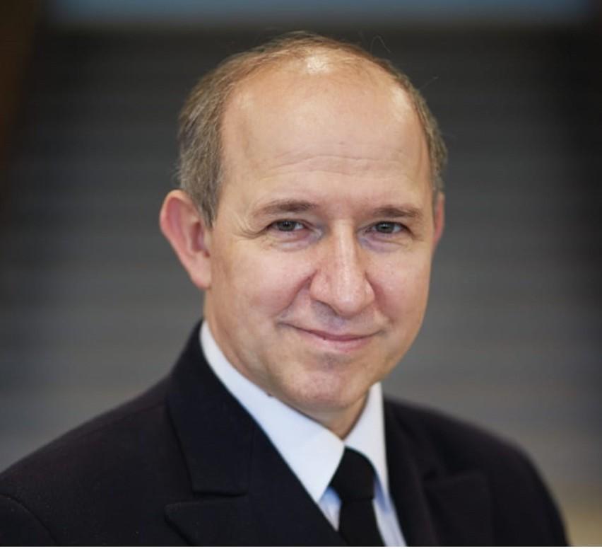 Prof. dr hab. inż. Krzysztof Górecki.