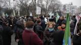 """Kolejny protest przeciwko """"dużemu Opolu"""" [zdjęcia, wideo]"""