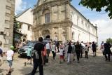 Słoneczna sobota na Świętym Krzyżu. Turyści zachwyceni widokami [ZDJECIA]