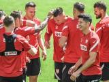 W Gdańsku gorąco jak w Sewilli. Ostatni trening reprezentacji Polski przed wylotem do Hiszpanii ZDJĘCIA