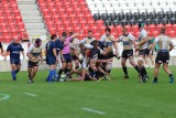 Master Pharm Rugby - Arka Gdynia 73:7. Gospdarze zdeklasowali drużynę gości