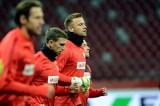 Ostatni trening Artura Boruca w reprezentacji Polski