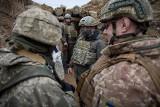 Ukraina: Największa liczba zgromadzonych żołnierzy rosyjskich przy granicy Ukrainy od 2014 roku. Niepokoją się Stany Zjednoczone i Niemcy