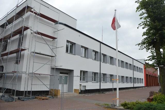Powiatowa Komenda Państwowej Straży Pożarnej w Łowiczu zmienia swoje oblicze
