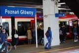 Awaria na dworcu PKP Poznań Główny. Ruch pociągów został wstrzymany na niecałą godzinę