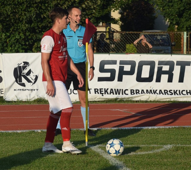 Dwie asysty przy strzelonych golach dla Pilicy zaliczył Damian Winiarski.