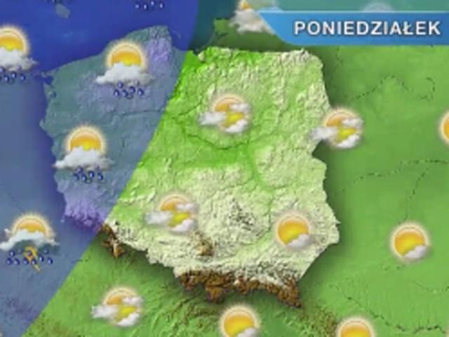 Prognoza pogody na najbliższe dni. Sprawdź