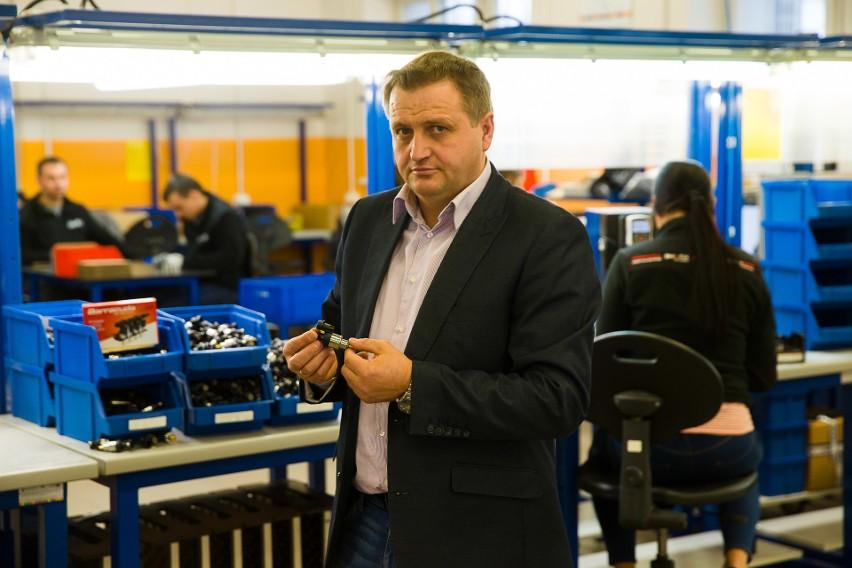 Już milion Barracud z białostockiej firmy Alex wtryskuje autogaz na świecie
