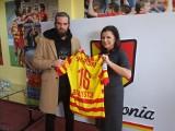 Cillian Sheridan piłkarzem Jagiellonii. Irlandczyk podpisał kontrakt