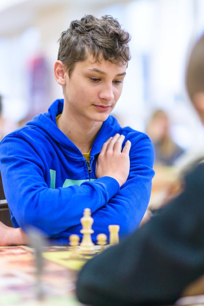 Młodzi szachiści wzięli udział w 3. rundzie Białostockiej...