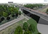 Poznań: Przetarg na projekt wiaduktów na Lutyckiej i Golęcińskiej. Kiedy znikną szlabany na przejazdach kolejowych? [WIZUALIZACJE]