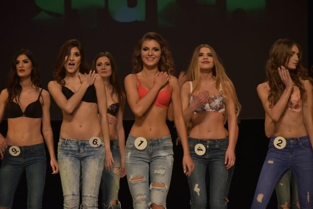 Piękne Podlasianki zaprezentowały się w stanikach podczas finału Miss Podlasia 2016 i Miss Podlasia Nastolatek 2016