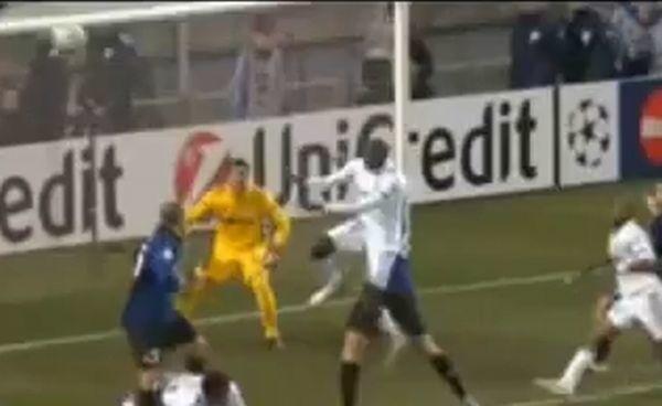 Olympique - Inter 22.02 YOUTUBE. Bramki skrót meczu