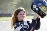 Białostocka motocyklistka Justyna Stańdo: Motocykle to moje życie