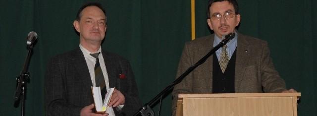 Kazimierz Krajewski i Tomasz Łabuszewski