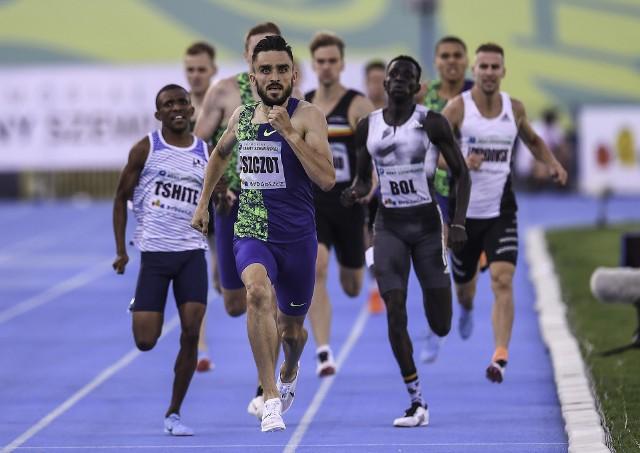 Adam Kszczot w świetnym stylu wygrał bieg na 800 metrów podczas 1. Memoriału Ireny Szewińskiej