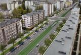 Chcą zielonego torowiska wzdłuż ulicy Grabiszyńskiej (ZOBACZ)