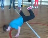 Warsztaty break dance w Słupsku (wideo)