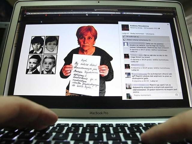 """Na Facebooku utworzono wydarzenie """"Żądamy dożywocia dla Trynkiewicza"""". Apelują tam m.in. rodzice zamordowanych chłopców."""