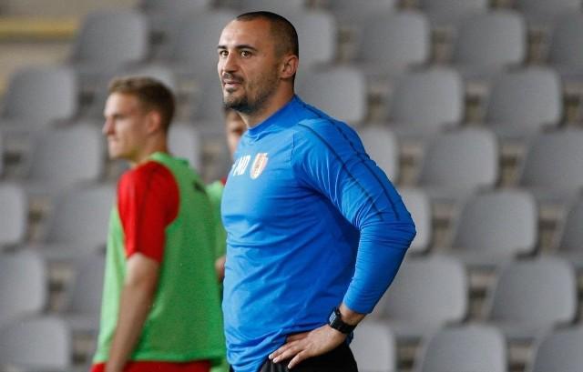 Michał Dutkiewicz przedłużył umowę z Koroną Kielce.