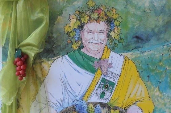 Czy malowany Wałęsa-Bachus spodoba się prezydentowi Wałęsie?