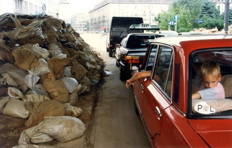 Powódź we Wrocławiu: Tak było 11 lipca 1997 r. [ZDJĘCIA]