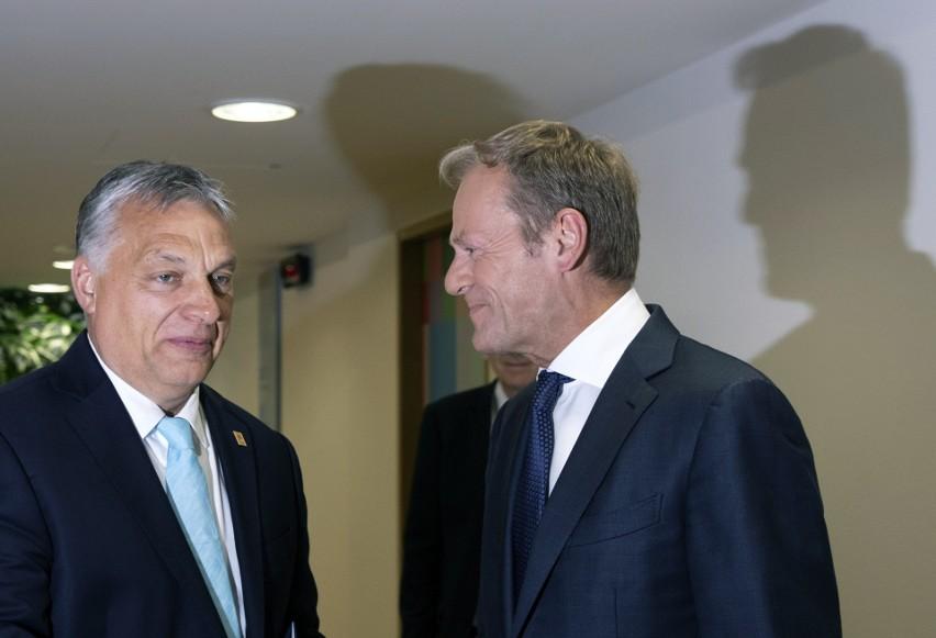 Viktor Orban postanowił: Fidesz opuszcza frakcję Europejskiej Partii Ludowej w Parlamencie Europejskim