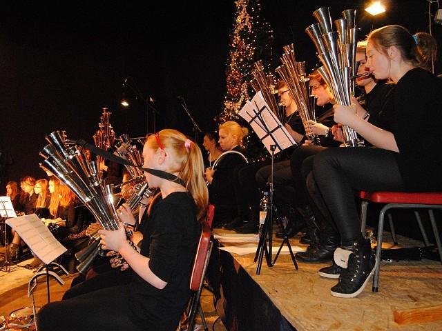 Orkiestra Szałamaje zaprezentowała publiczności nowy repertuar.