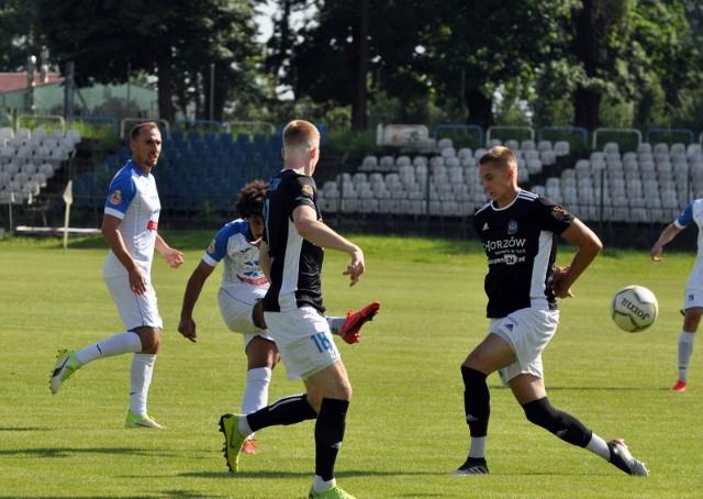Piłkarze Ruchu Chorzów imponują formą od początku sezonu.