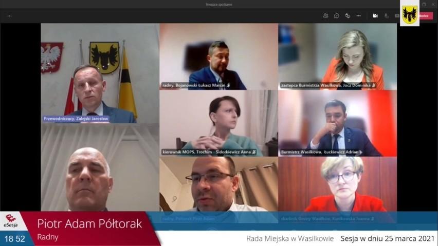 Wasilków: Radni chcą by NSA wskazał, co mają robić w sprawie wotum zaufania dla burmistrza