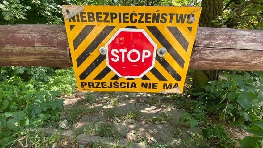Czy zniszczone schody w Parku Słowiańskim w Gorzowie w końcu...