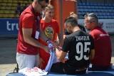 Zmarzlik, Janowski i inni - świat speedwaya grał w futbol w trakcie charytatywnego meczu gwiazd