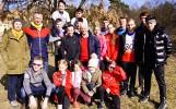 Biegacze z LKS Koluszki na mistrzostwach w biegach przełajowych. Tym razem bez medali