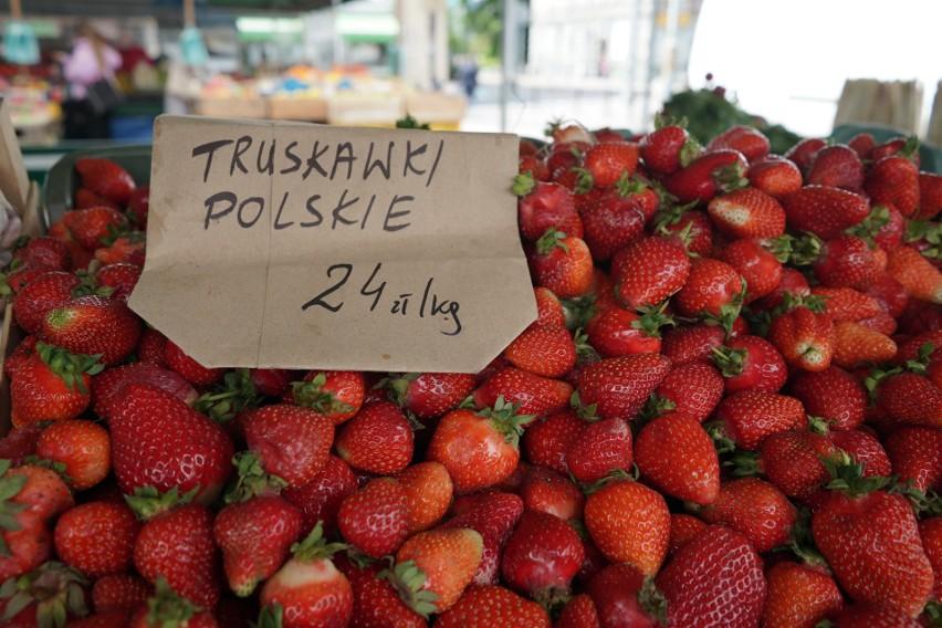 Rynek Bernardyński - 20 - 25 zł/kg