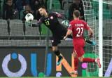 Łukasz Fabiański po meczu ze Słowenią: Sędzia pozwalał na dużo, ale nie zawsze był konsekwentny [WIDEO]