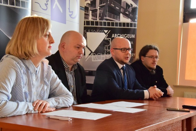 - Takiego wydarzenia naukowego w historii naszego miasta jeszcze nie było - przekonuje Magdalena Basińska, prezes IKD.