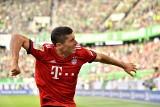 Liga niemiecka. Dwa gole Roberta Lewandowskiego w meczu Wolfsburg - Bayern. Błaszczykowski znowu poza składem