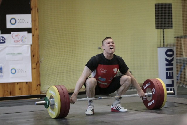 Paweł Kulik mógł być z siebie bardzo zadowolony po starcie w Zamościu.