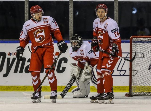Reprezentacja Polski przegrała z Kazachstanem w finałowym meczu turnieju EIHC w Gdańsku