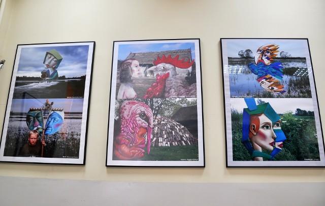 Wystawę można oglądać w Centrum Kultury, Czytelnictwa i Sportu w Nowym Szelkowie.