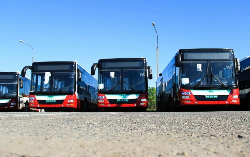 Nowe autobusy MAN przyjadą do MZK w Opolu do połowy kwietnia