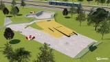 Kraków. Trwa budowa skateparku w Parku Lotników Polskich